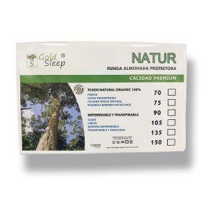 Imagen para funda de almohada Natur de GoldSleep