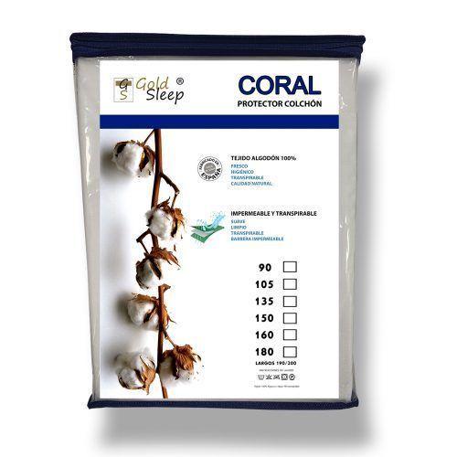 Imagen para protector de colchón Coral de GoldSleep