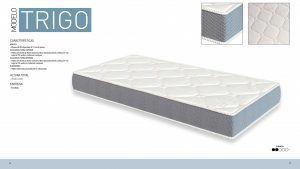 Imagen para Ficha Técnica del colchón Trigo de Sueña