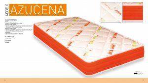 Imagen para Ficha Técnica del colchón Azucena de Sueña