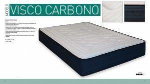 Imagen para Ficha Técnica del colchón Visco Carbono de Sueña