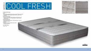 Imagen para Ficha Técnica del colchón Cool Fresh de Sueña