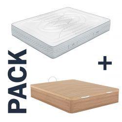Imagen para pack colchón Fusión Sonpura y canapé Excellence GoldSleep