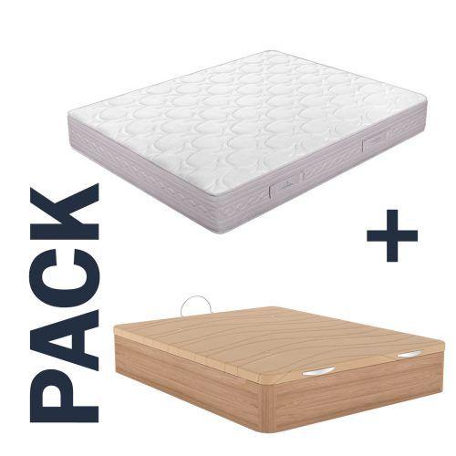 Imagen para pack colchón Prisma de Sonpura y canapé Excellence de GoldSleep