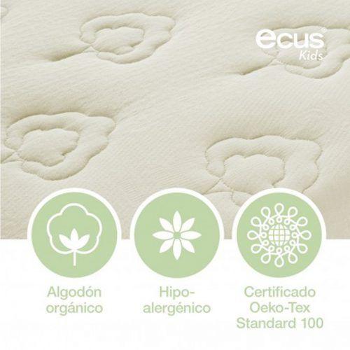 Imagen para colchon cuna Organic